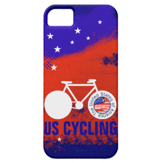 USA cycling ~ american cyclists iPhone 5 Cover