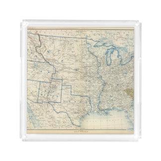 USA Dec 1860 Acrylic Tray