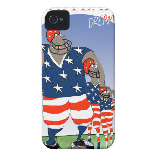 USA dream team, tony fernandes iPhone 4 Cases