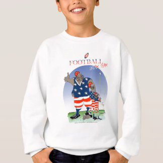 USA dream team, tony fernandes Sweatshirt