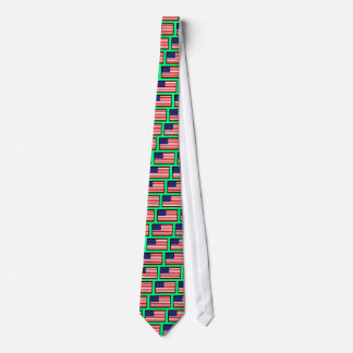 USA - Duck Egg Green Tie
