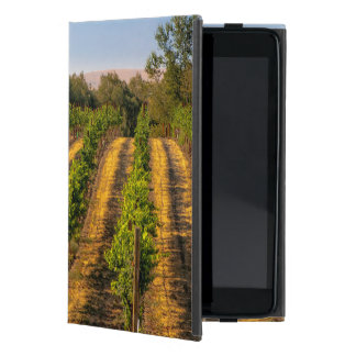USA, Eastern Washington, Walla Walla Vineyards iPad Mini Case