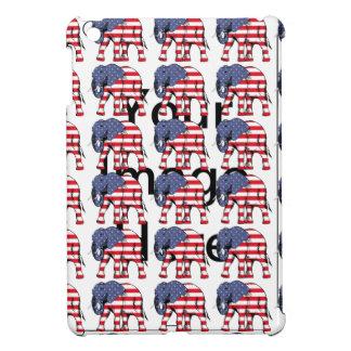 USA Election Elephant  2016 iPad Mini Case