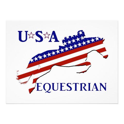 USA Equestrian Invites