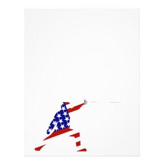 USA Fencing Fencer Flyer