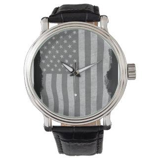USA flag 2 Watch