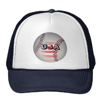 USA flag American baseball cap Trucker Hat