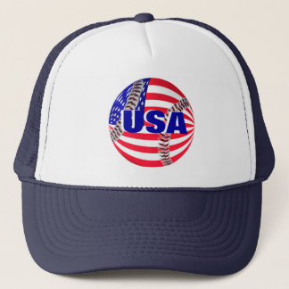USA flag American baseball cap