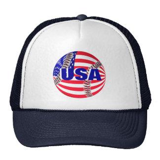 USA flag American baseball cap