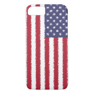 USA Flag American Patriotic iPhone Case