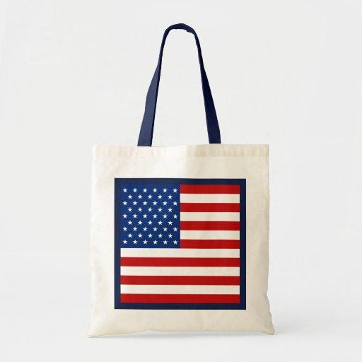 USA Flag Bag