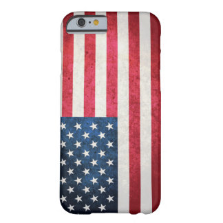 USA flag Barely There iPhone 6 Case