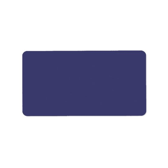 USA Flag Blue Royal Blue Deep Blue Label
