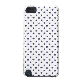USA Flag Blue Stars on White iPod Touch (5th Generation) Cases
