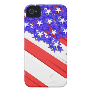 Usa flag iPhone 4 case