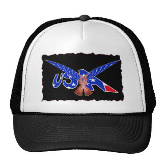 USA FLAG EAGLE PHOENIX CAP