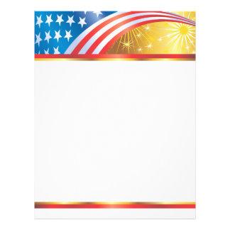USA Flag Flyer