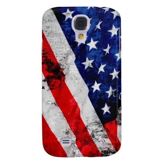 USA Flag Galaxy S4 Case
