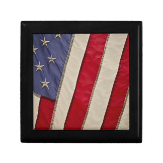 USA FLAG GIFT BOX