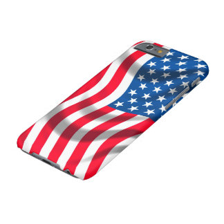 USA flag image for iPhone 6 Barely There iPhone 6 Case
