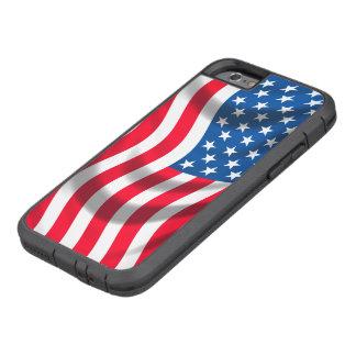 USA flag image for iPhone 6 Tough Xtream Tough Xtreme iPhone 6 Case