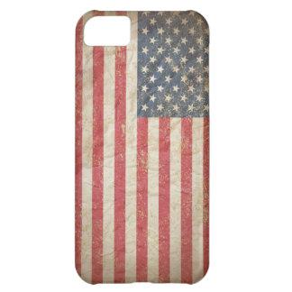 USA Flag iPhone 5C Case