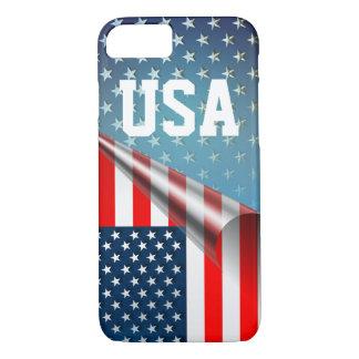USA Flag iPhone 7 Case