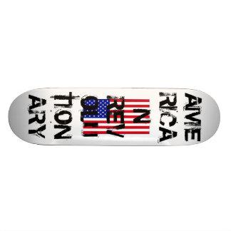 USA-Flag-Large, AMERICAN REVOLUTIONARY Skate Deck