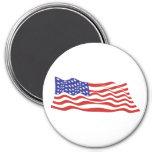 USA Flag Large Magnet
