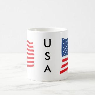 USA Flag Mug