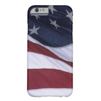 USA flag, North Carolina, USA Barely There iPhone 6 Case