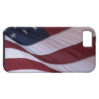 USA flag, North Carolina, USA Tough iPhone 5 Case