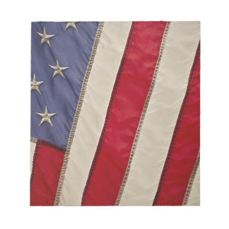 USA FLAG NOTEPAD