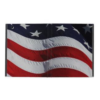 USA FLAG OF THE UNITED STATES iPad COVERS