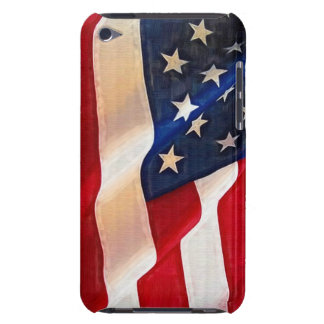 USA Flag - Old Glory American Pride Barely There iPod Covers
