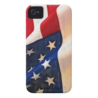 USA Flag - Old Glory American Pride Case-Mate iPhone 4 Case