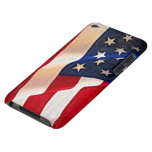 USA Flag - Old Glory American Pride Case-Mate iPod Touch Case
