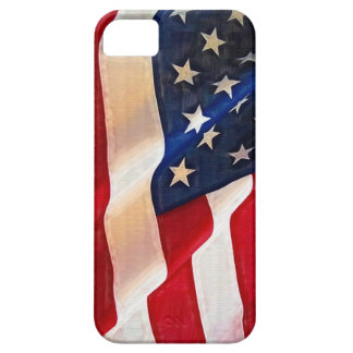 USA Flag - Old Glory American Pride iPhone 5 Cover