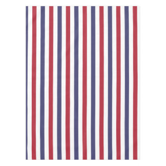 Red And White Striped Tablecloths