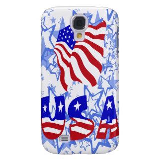 USA & FLAG  SAMSUNG GALAXY S4 COVERS