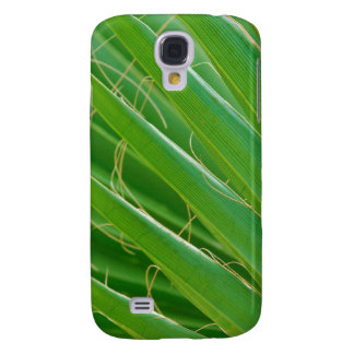 USA, Florida. Close Up Of Palm Fronds Galaxy S4 Case
