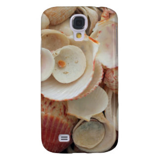 USA, Florida. Close Up Of Shells On Santa Rosa Galaxy S4 Case