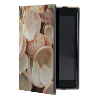 USA, Florida. Close Up Of Shells On Santa Rosa iPad Mini Case
