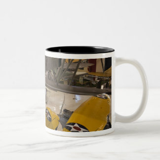 USA, Florida, Florida Panhandle, Pensacola, Two-Tone Coffee Mug