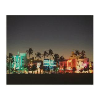 USA, Florida, Miami Beach, Ocean Drive, Art Deco