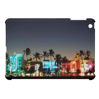 USA, Florida, Miami Beach, Ocean Drive, Art Deco Cover For The iPad Mini