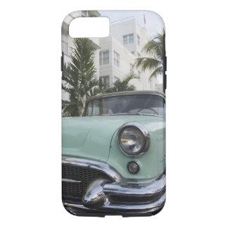 USA, Florida, Miami Beach: South Beach, 1956 3 iPhone 8/7 Case