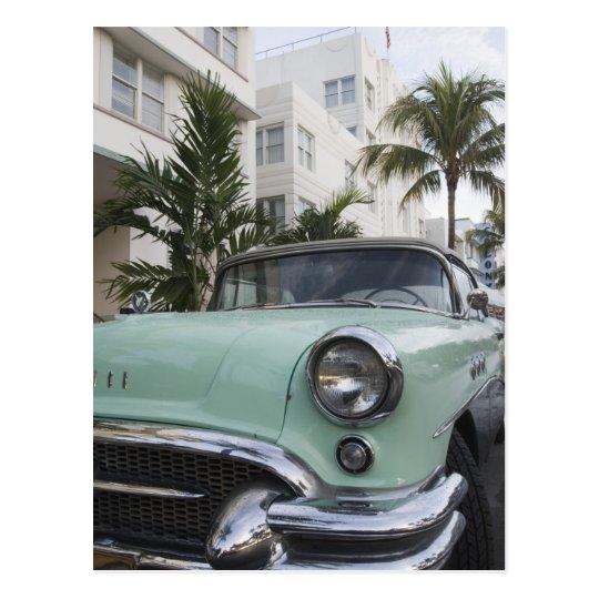 USA, Florida, Miami Beach: South Beach, 1956 3 Postcard