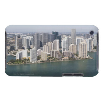 USA, Florida, Miami, Cityscape with coastline 2 iPod Touch Case-Mate Case