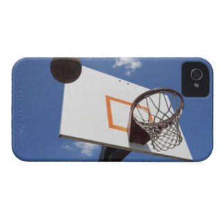 USA, Florida, Miami, Low angle view of iPhone 4 Cover